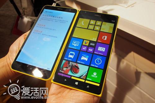 封印解除!诺基亚Lumia 1520/2520等六款新机试玩汇总