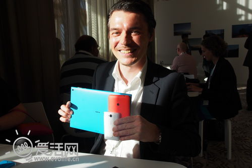 专访诺基亚产品设计主管Stefan Pannenbecker