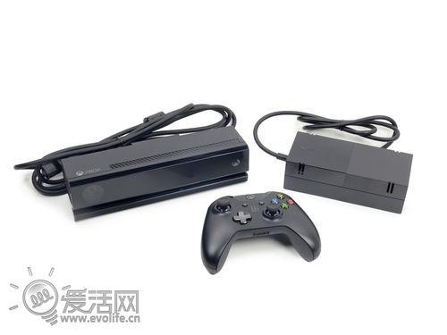 Xbox One拆解难度小 内部布局简单如PC