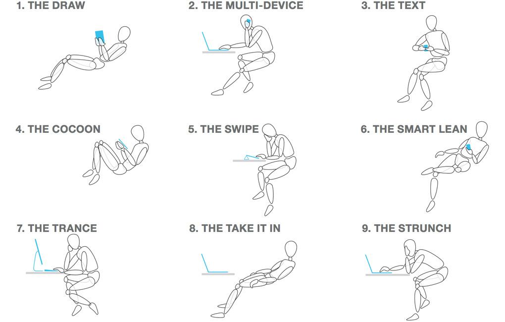胜利属于移动时代:专为ipad设计的gesture座椅简评 爱活网 Evolife Cn