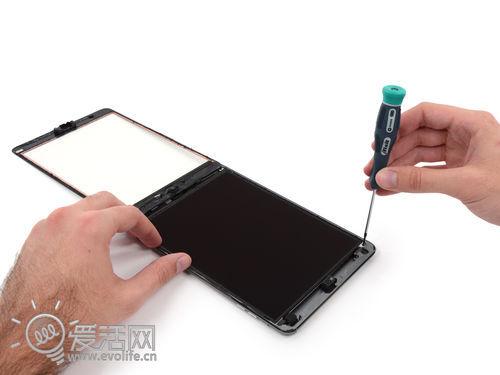 iPad mini 2全拆解:维修难度高 内部工艺依然精巧