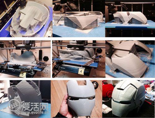 山寨公司牵头 35000美元即可3D打印真钢铁侠战衣