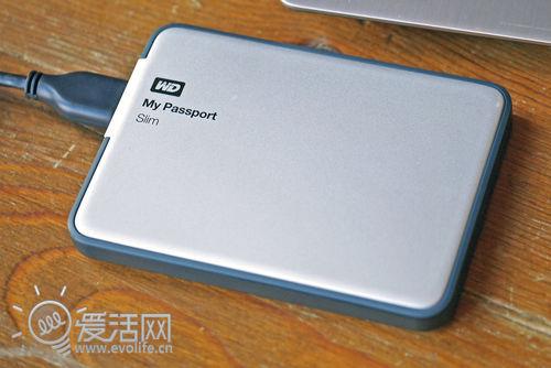 把数据装进口袋 WD My Passport Slim移动硬盘试玩