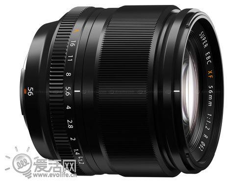 富士发布XF 56mm F1.2 R镜头 大光圈专拍人像