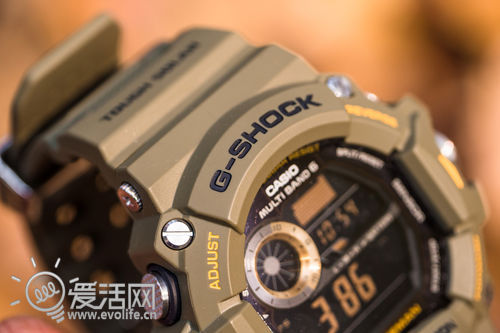 【网友手札】 卡西欧G-SHOCK GW9400户外手表体验