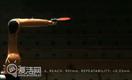 世界冠军与KUKA机器人乒乓球对决:只是一次商业宣传