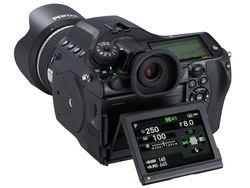 一起来数毛 宾得公布645z中画幅相机首批样张