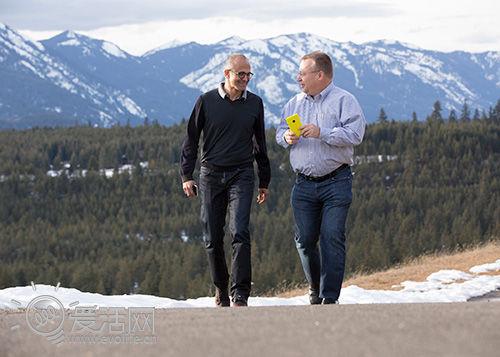诺基亚正式加入微软:这一天,我们在一起了!