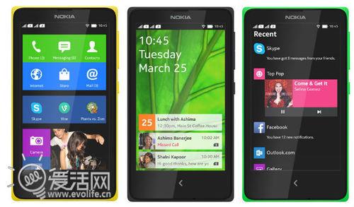 一箭双雕 传诺基亚X2支持Android和WP系统双启动