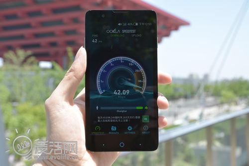 重返联通总部 随中兴红牛V5穷游上海移动4G