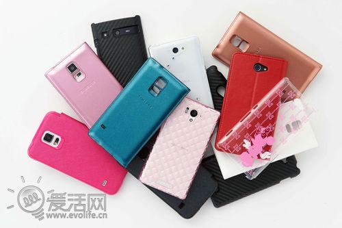 KDDI AU夏季新机发布 6款智能手机迷人眼