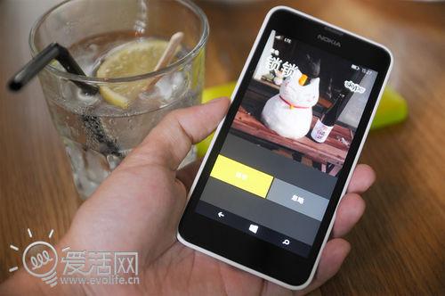 Lumia 638/636小清新一日游 移动联通的4G较量