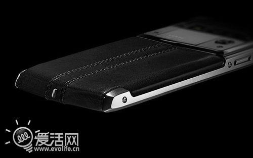 哈苏认证摄像头高大上 Vertu推Signature Touch手机