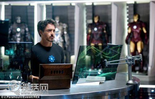 革命性光导技术 《钢铁侠》中透明显示器或成为现实