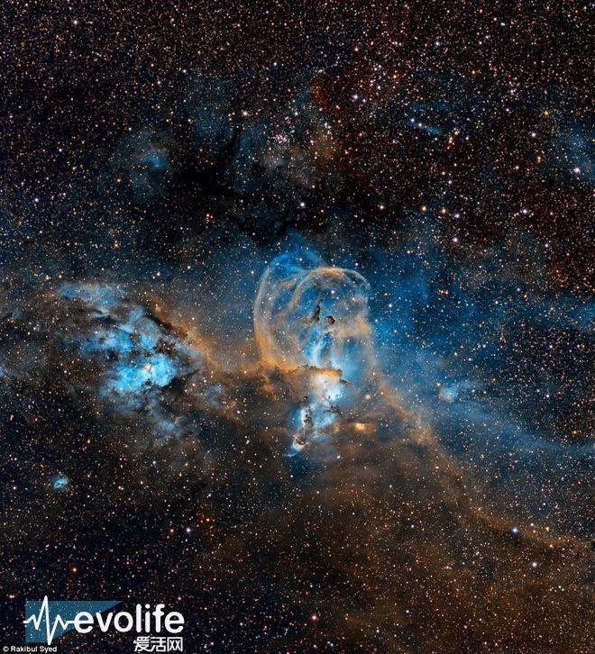 【光影荟】2014国际天文摄影大赛里的唯美星空
