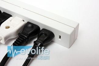 """怎么插都没问题!日本厂商发明插孔可共享的""""乱序""""插线板"""