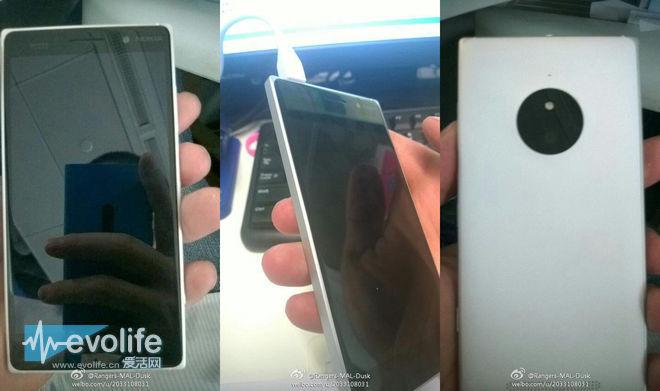 究竟是Lumia 830还是1020的继任者?诺基亚新设备谍照曝光