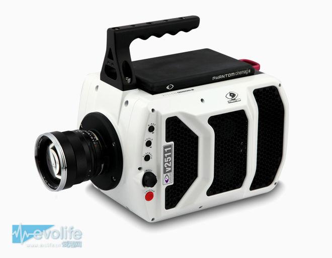 一秒钟拍25600张的超高速摄像机你见过没?