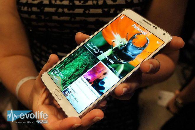 S5指纹识别体验太烂 Galaxy Note 4要上视网膜识别解锁了?