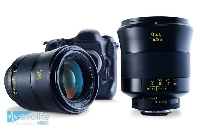 新镜皇诞生 蔡司Otus 85mm f/1.4又来教日系镜头做人