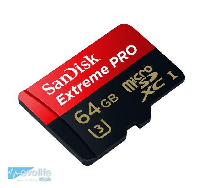 Sandisk发布地球最快microSD卡 比很多手机内部存储还快