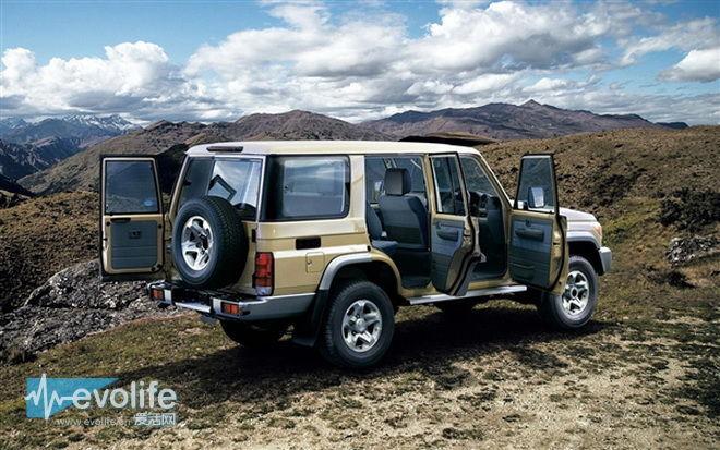 日产Land Cruiser 70宣布回归 来感受下硬汉的荣光
