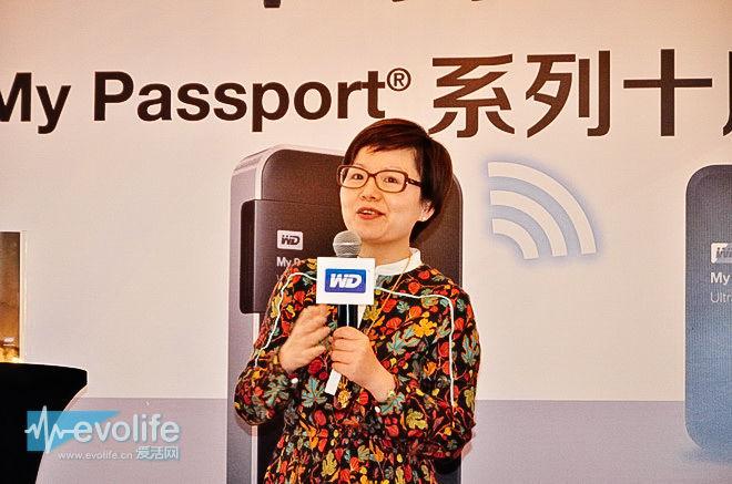 西数My Passport Wireless无线移动硬盘能连手机 还要砸读卡器的饭碗