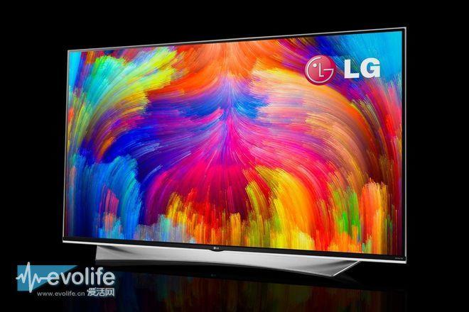 """索尼傻眼了 LG也要在CES 2015发布""""量子点""""电视"""