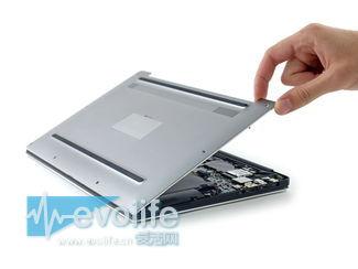 瘦身大师是如何炼成的 地球上最小的13寸笔记本电脑拆开给你看