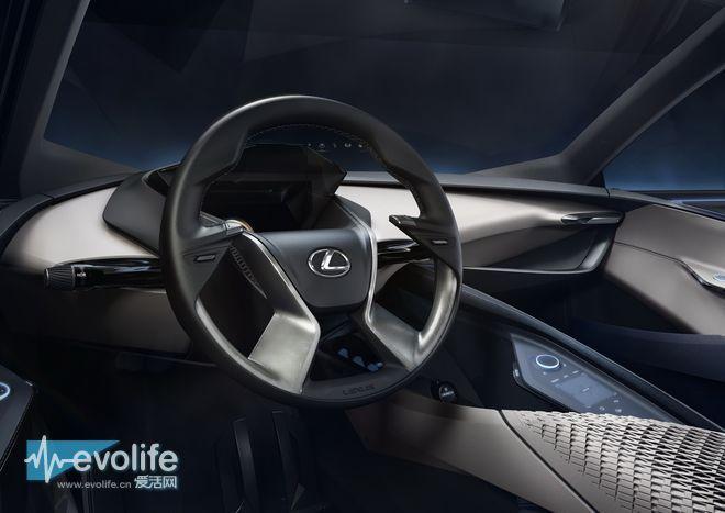 雷克萨斯LF-SA参上 要在2015日内瓦车展卖萌