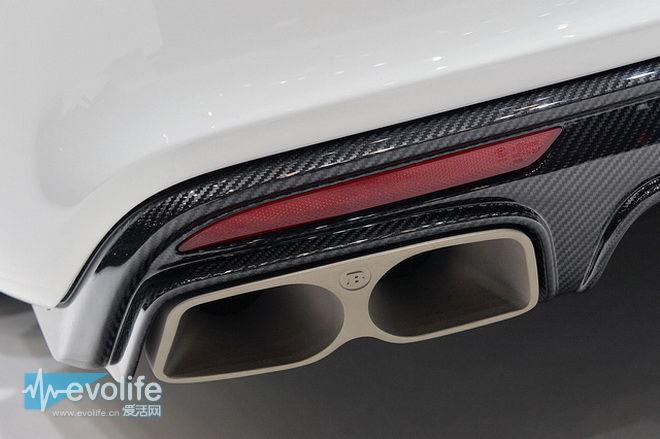 【2015日内瓦车展】奔驰S65 AMG进化成Rocket 887马力才够味