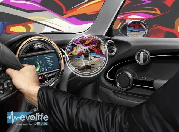 """宝马MINI实现""""特工级""""驾车体验,Qualcomm扩增实境平台助力"""