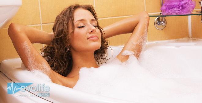 想要优雅的泡澡和淋浴 不是说花钱就能买来的