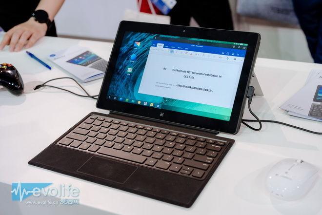 【CES Asia】软硬兼施 看技德Remix如何打造Android中的Surface