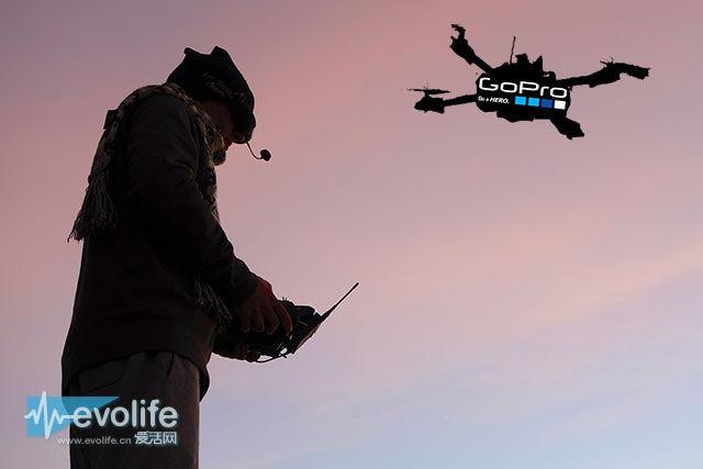 GoPro要推自家的360度全景拍摄无人机 大疆怎么办?