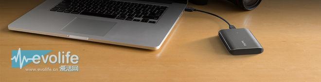 世界最快USB Type-C移动硬盘问世 1分钟传完一张蓝光光盘