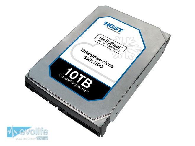 全球首款10TB硬盘隆重登场 想好了装啥你也买不回家