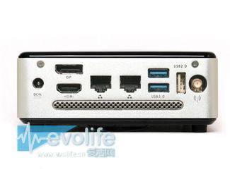 虽然比路由器大不了多少 但这台索泰迷你PC性能媲美台式机