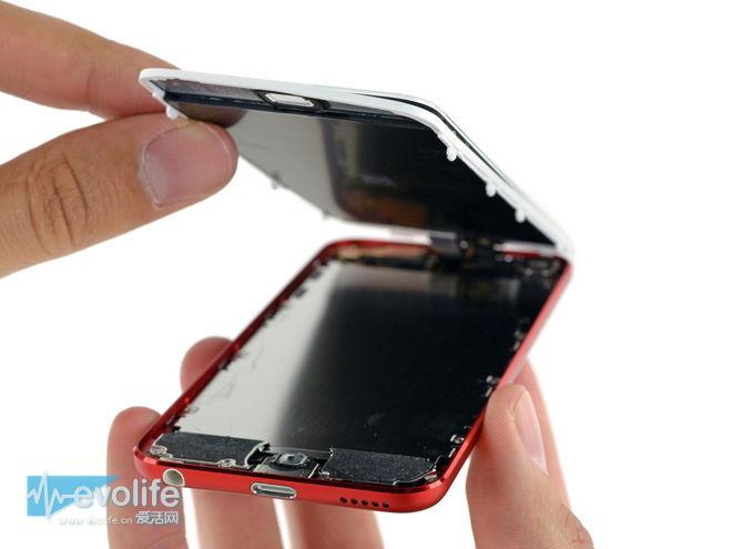 真比iPhone 6漂亮?苹果第六代iPod Touch拆开给你看