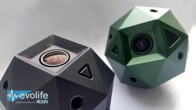 要拍360度4K视频 这台Sphericam 2全景摄像机不容错过