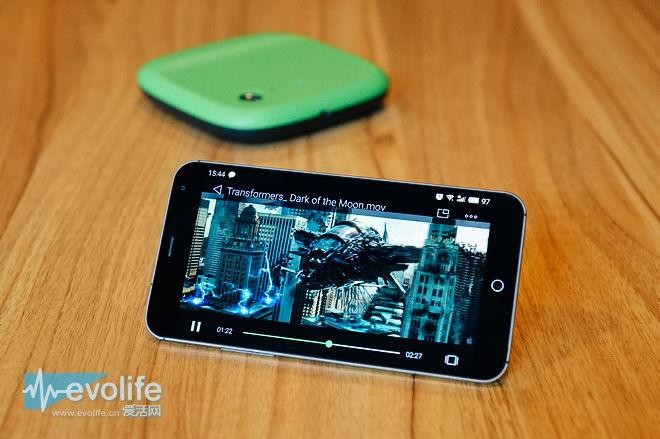 装上Wi-Fi的希捷Wireless无线硬盘 可以成为你口袋里的移动仓库