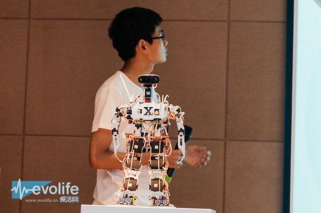 科沃斯机器人创想秀开启太湖创时代 要让更多人了解机器人