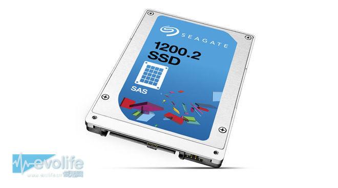 机械硬盘巨头也来摸鱼 希捷企业级固态硬盘1200.2悄然登场