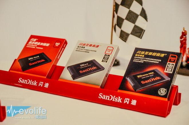 闪迪要在移动存储放大招 850MB/s的速度硬盘都跟不上