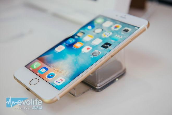 直击上海联通iPhone 6s首发 果粉们感觉正在过年