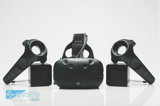 【CES2016】HTC Vive多项体验升级 新前置摄像头只是第一步
