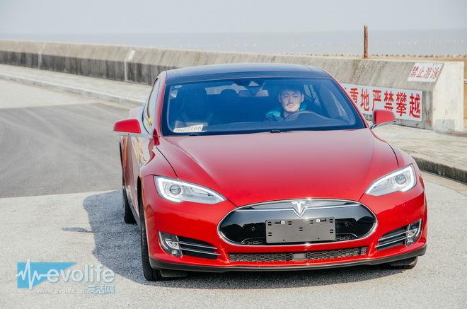 从P85到P90D 我们开着进化中的Model S又到了滴水湖