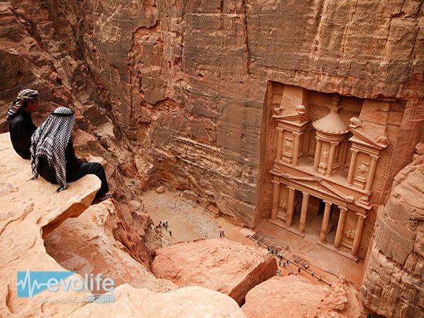 【去他的摄影】让镜头来告诉你约旦的历史和文化