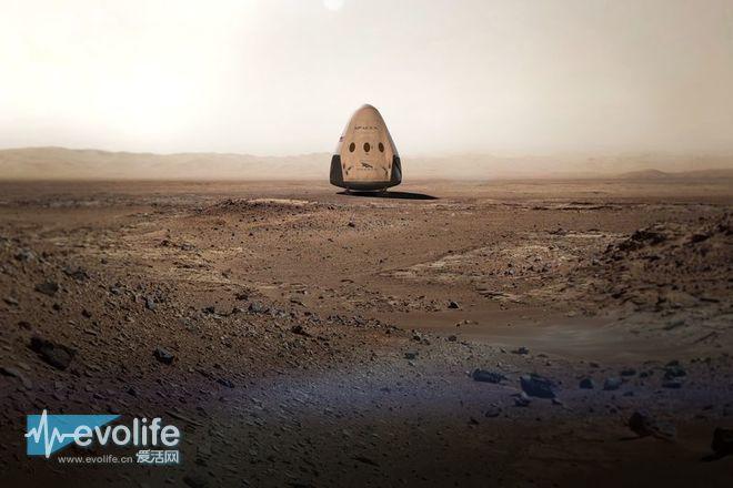 地外殖民第一步 SpaceX计划2018年让红龙飞船着陆火星