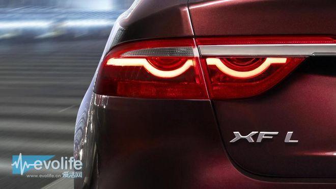 捷豹XF L看起来很合口味 因为它就是针对国人设计的